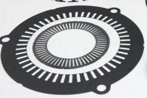 ステータコア(φ300×0.25mm) 特注シム製造センター.com