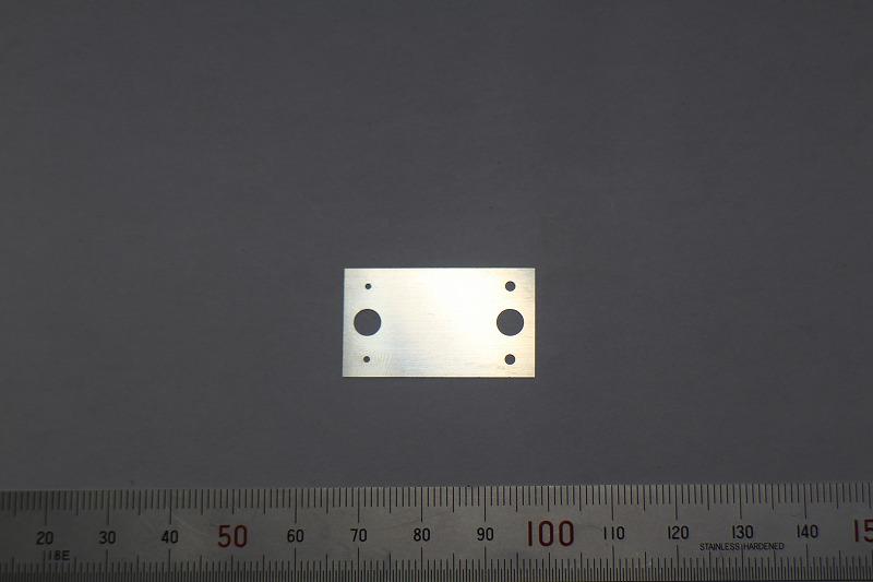 板バネ(25×35×0.8mm)