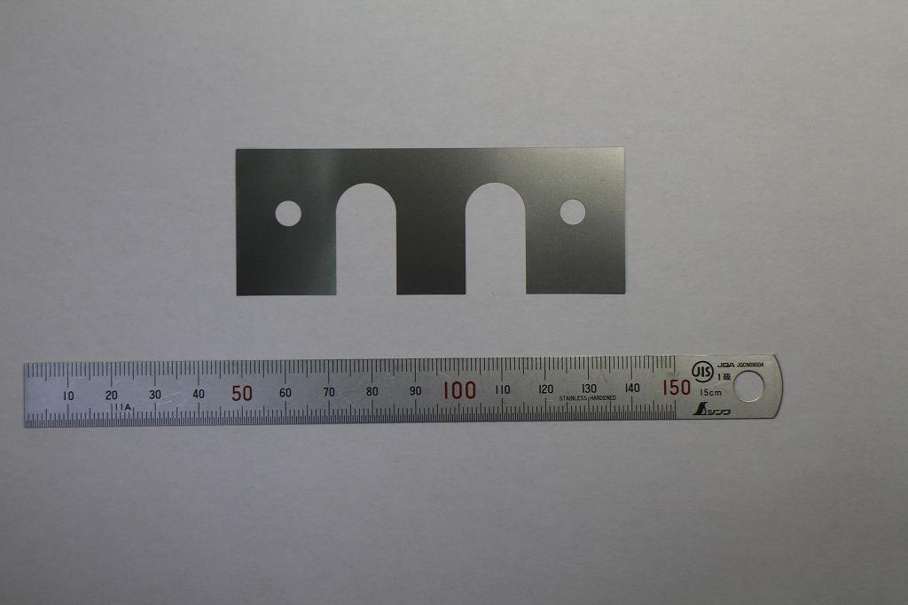 半導体製造装置用 四角シム