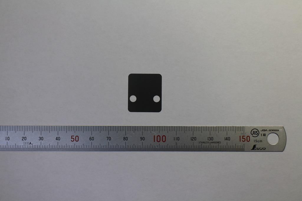 半導体製造装置用 正方形シム