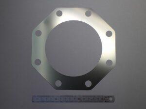 動力伝導装置用 大型八角形シム